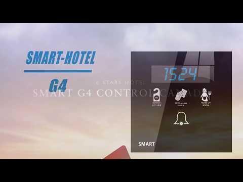 Carol Lambert, SDA Studio HD, Smart G4 Control Canada présente Smart Hotel 6 Stars