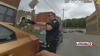 Police: Officer fired shotgun slug round at suspect instead of beanbags