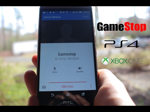 CALLING GAMESTOP! PS4 OR XBOX ONE?