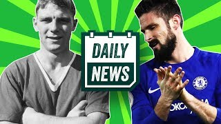 Chelsea get THRASHED, Manchester United Munich Air Disaster tribute + more! ► Onefootball Daily News