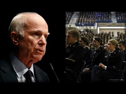 MCCAIN ISSUES SICK ANTI-AMERICAN ORDER TO COMMISSIONED OFFICERS ABOUT WHAT THEY MUST TO DO TRUMP NOW
