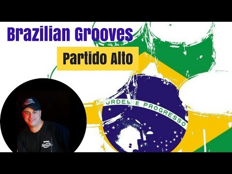 Henrique De Almeida - Partido Alto - Drum Set Brazilian Styles