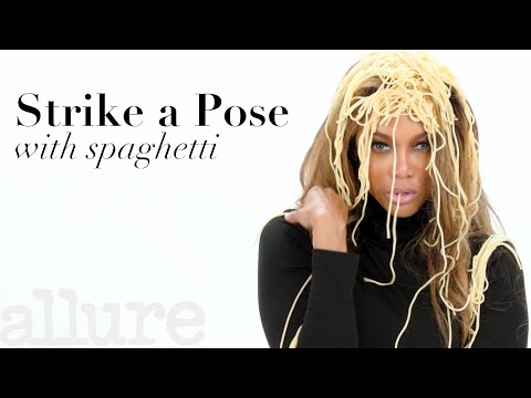 Tyra Banks Tries 9 More Things She's Never Done Before | Allure