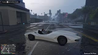 Nuevo coche  Declasse stramJet
