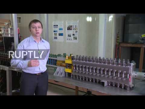 Russia: Scientists successfully test futuristic electromagnetic railgun