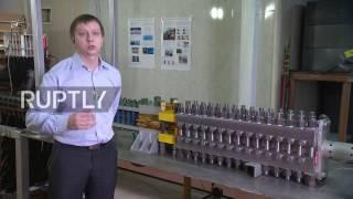 Russia: Scientists successfully test futuristic electromagnetic railgun