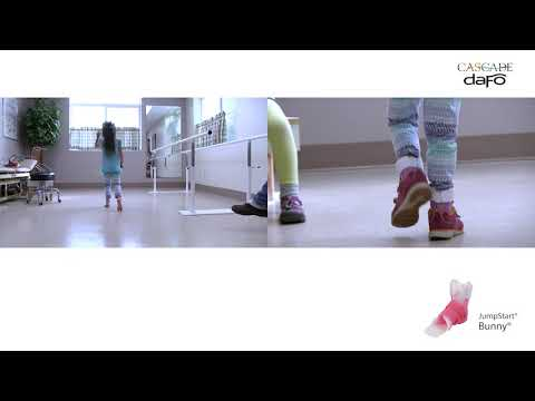 Before and After: Excess Plantarflexion - Toe Walking | JumpStart Bunny