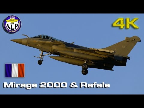 French Mirage 2000