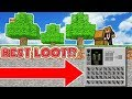 OVERPOWERED LOOT IN MODDED HUNGER GAMES! - MINECRAFT MOD CHALLENGE #7