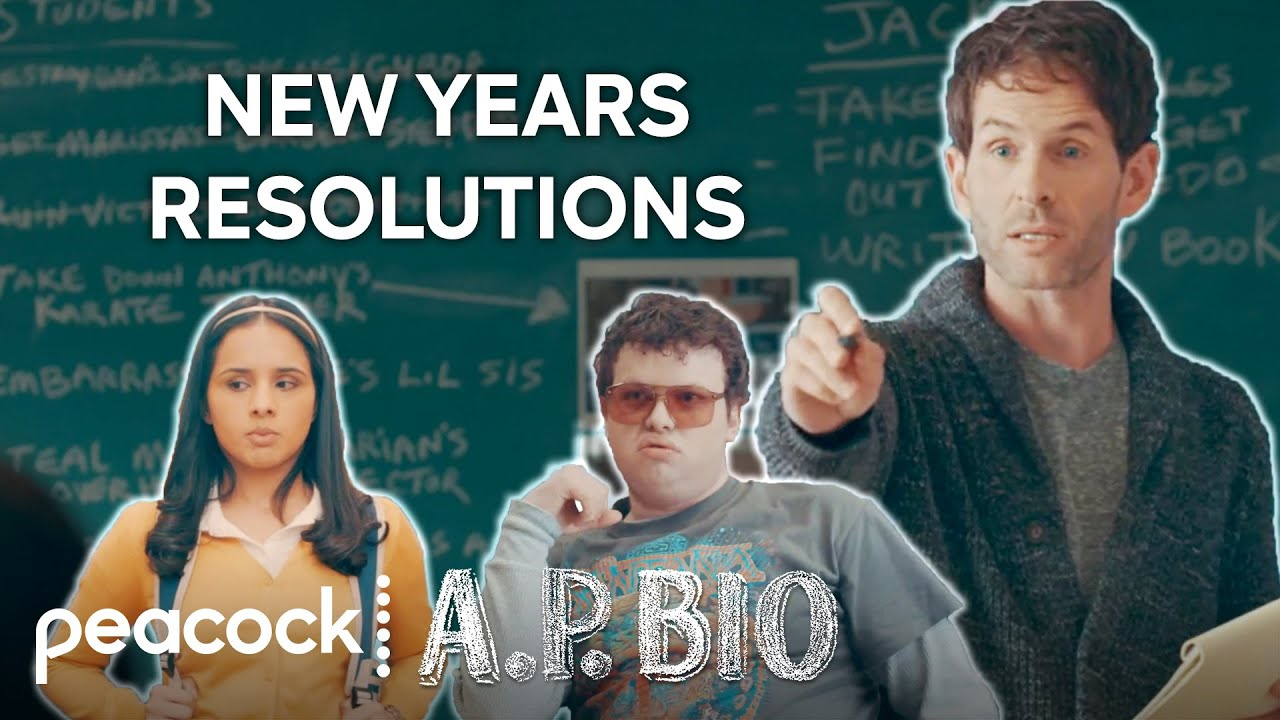 New Years Resolutions A P Bio Youtube