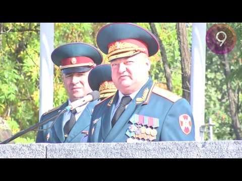 Калачевской бригаде Росгвардии торжественно вручили орден Жукова