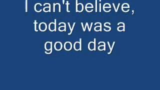It Was A Good Day   Ice Cube Lyrics