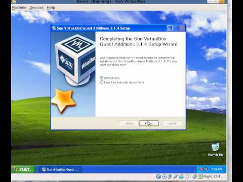 FIle sharing in virtualbox | Office 365 Cloud Support & News