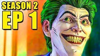 ⚠️Telltale Batman Season 2 Gameplay Episode 1⚠️ Batman Season 2 Walkthrough Part 1