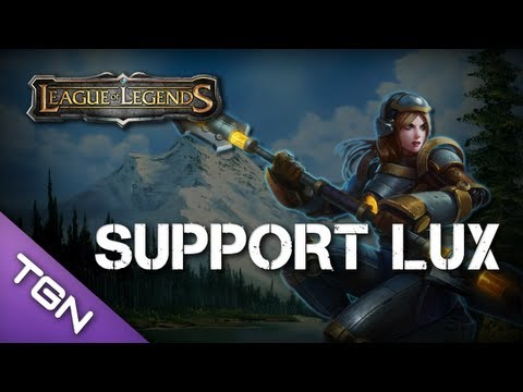 ★ League of Legends - Mage Support Lux - Strat & Tact (Ep. 2)