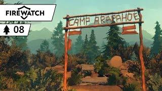Camp Arapahoe ► Firewatch #08