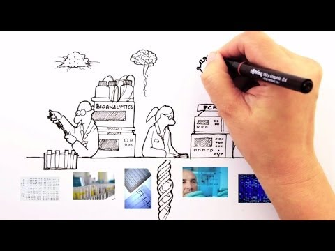 Drawn to Science: Biomarkers in drug discovery
