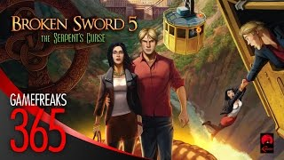 Broken Sword 5: The Serpent's Curse Launches on PS4 and Xbox One