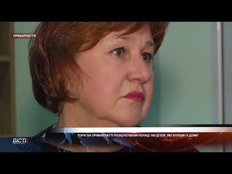 Торік на Прикарпатті розшукували понад півтори сотні дітей, які втекли з дому
