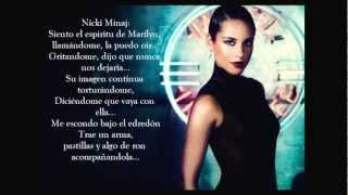 Alicia Keys Feat. Nicki Minaj - Girl on Fire (Subtitulos en Español)
