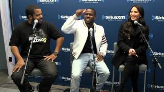 "Kevin Hart: ""Soul Plane was the Toughest Movie"" // SiriusXM // Shade 45"