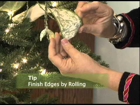 Decorate Your Christmas Tree with Ribbon-full version ...