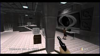 GoldenEye 007 N64 - Bunker I - 00 Agent
