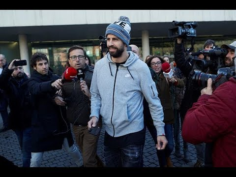 Gerard Piqué, condenado a una multa de 48 000 euros
