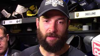 Golden Knights Tuch, Engelland, Perron, Neal: Stanley Cup Final Game 5 Post-Game Media Scrum 6/7