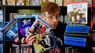 My Blu-Ray Collection Update 1/16/16 Blu ray and Dvd Movie Reviews