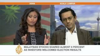 Farish Noor discusses the outcome of Malaysia
