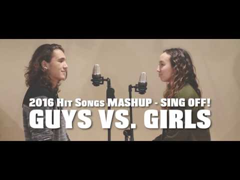 2016 Mashup - SING OFF - (feat. Raina Harten)