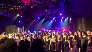 London Soul Choirs - Soul Spectacular at Camden Electric Ballroom