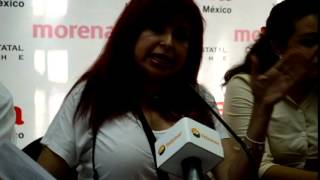 Layda Sansores denuncia multimillonario desperdicio de medicamentos en IMSS