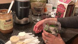 How to make an Arbonne Protein Shake