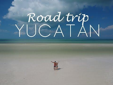 Voyage au Mexique 2018 - Road trip dans le Yucatan