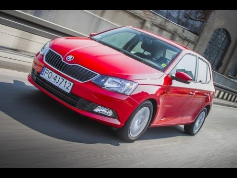 skoda fabia 1 0 mpi ambition test youtube. Black Bedroom Furniture Sets. Home Design Ideas