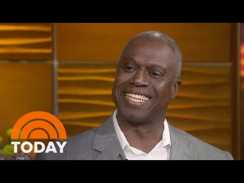 Brooklyn NineNine's Andre Braugher On Transition To Comedy  TODAY