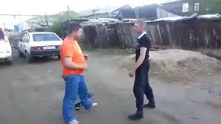Кровавая драка на улице Bloody fight in the street