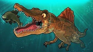 Jurassic Craft - SPINOSAURUS! (Minecraft Dinosaurs)