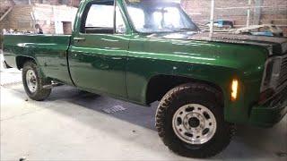 1980 Chevrolet Pick Up