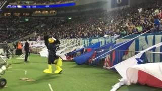 #دوري_بلس - الأجواء قبل المباراة من داخل ملعب سياتاما