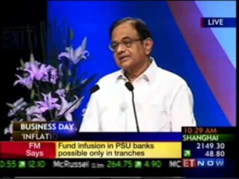 Address by Shri. P. Chidambaram , Finance Minister, India at BANCON 2013
