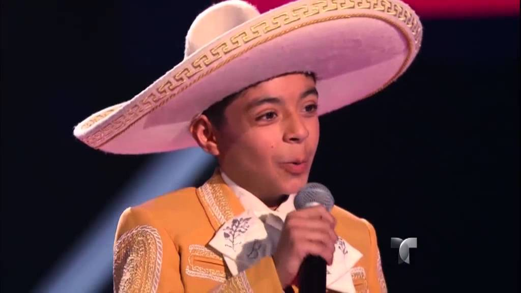 La Voz Kids: Brian -El Aventurero - YouTube