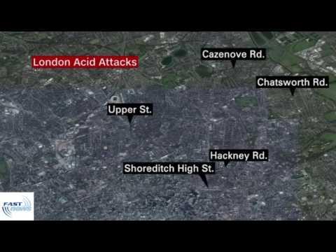 British government considers life sentences for acid attacks
