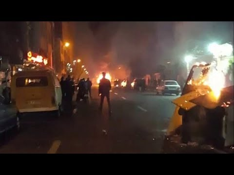 🚨LIVE: Iran Anti-Government Protests Day 5 - LIVE BREAKING NEWS COVERAGE