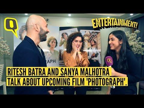 Sanya Malhotra and Ritesh Batra Talk 'Photograph'| The Quint
