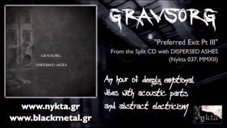 GRAVSORG - Preferred Exit Pt. III (Nykta 2012)