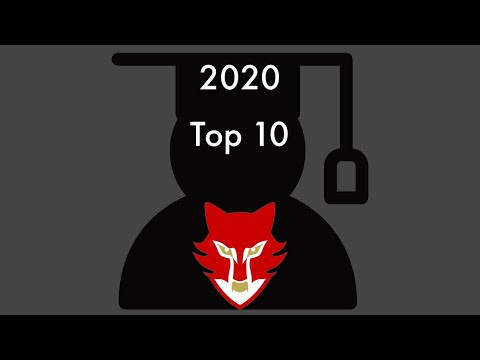 Presenting the 2020 Top 10 Graduates of Jimmy Carter Early College High School