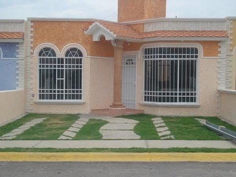 Fachadas De Casas Pequeñas De Infonavit Imagui